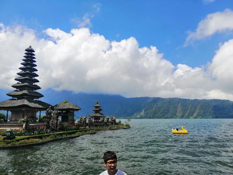 来自Bali巴厘岛天空