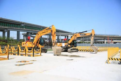 上海重大交通工程建设计划开工6项